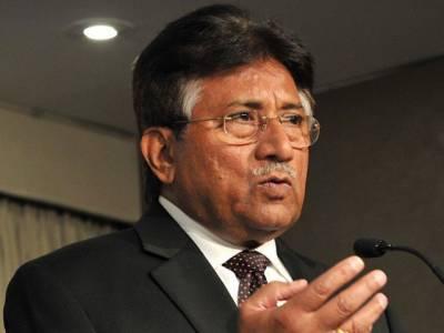 بھارت نے جنگ شروع کی تو پاک فوج کا جواب 'اللہ اکبر' ہو گا : جنرل پرویز مشرف