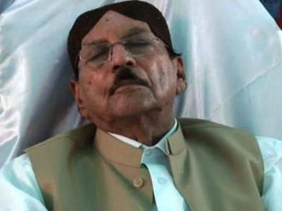 وفاقی حکومت کو جگانے کیلئے تقریب میں قائم علی شاہ خود سوگئے
