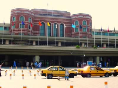 علامہ اقبال ایئرپورٹ پر تھائی لینڈ جانے والے 5 مسافر اسلحہ برآمد ہونے پر گرفتار