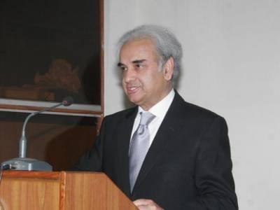 یہ جوڈیشل نہیں انکوائری کمیشن ہے ، تحریک انصاف کی درخواست سے مطمئن نہیں : جسٹس ناصر الملک