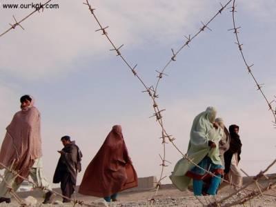 سیالکوٹ'سرچ آپریشن میں22 افغان باشندے گرفتار