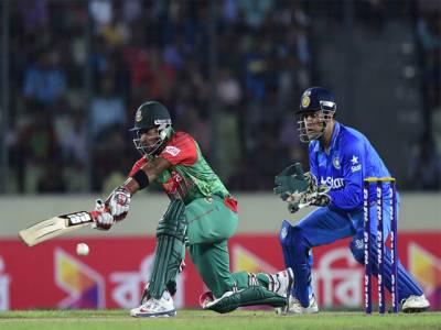بنگلہ دیش نے دوسرے ون ڈے انٹرنیشنل میں بھارت کو شکست دے کر سیریز جیت لی