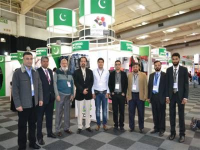 جوہانسبرگ میں بین الاقوامی تجارتی نمائش،9 پاکستانی کمپنیوں کی شرکت