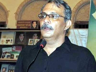 بی بی سی کی رپورٹ ایک پولیس افسر کی پریس کانفرنس کا تسلسل ہے: حیدر عباس رضوی