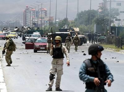 افغان پارلیمینٹ پر حملے کیلئے آئی ایس آئی کے ایک افسر نے مدد فراہم کی