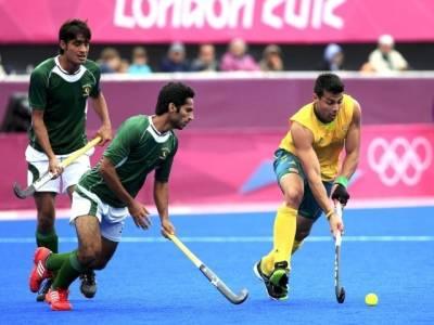 ورلڈ ہاکی لیگ:تیسرا کوارٹر ختم، آسٹریلیا کی پاکستان پر1-3سے برتری