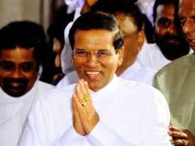 سری لنکن صدر نے پارلیمنٹ تحلیل کردی