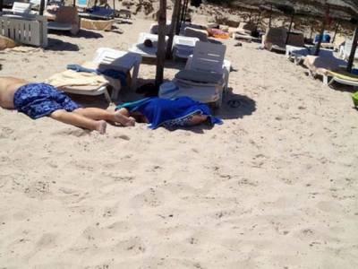 تیونس میں ہوٹلوں پر حملے کی ذمہ داری داعش نے قبول کر لی