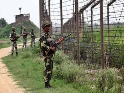 بھارتی فورسز نے غلطی سے سرحد پار کرنیوالے پاکستانی کی آنکھیں نکال دیں