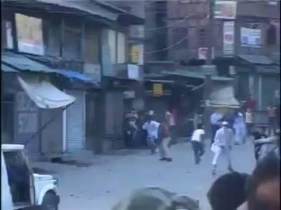 بھارتی انتہا پسندوں کا گائے ذبح کرنے کے الزام میں نوجوان پر وحشیانہ تشدد