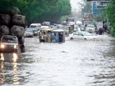 راولپنڈی میں 5 فٹ تک پانی گھروں میں داخل'نالہ لئی میں طغیانی کا خدشہ