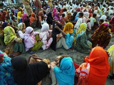 بنگلہ دیش : مفت کپڑے حاصل کرنیکی کوشش' بھگڈر مچنے سے 27 افراد ہلاک' 50 سے زائد زخمی