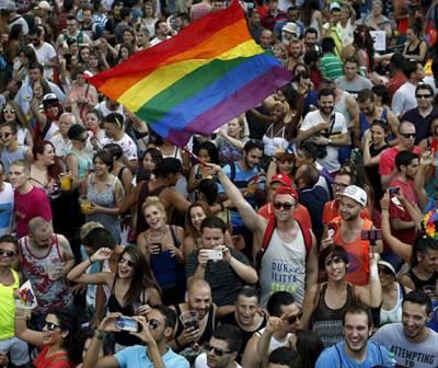 ہم جنس پرستوں کے جواب میں'عام عوام' بھی میدان میں آگئی، اہم نشانی متعارف