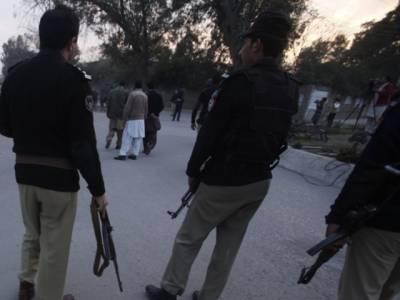 پشاور میں دہشتگردی کا منصوبہ ناکام'سرچ آپریشن میں 30 مشتبہ افراد گرفتار