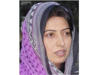 ثوبیہ جبین گلگت بلتستان کی پہلی وزیر، حقوق نسواں کا قلمدان دیا گیا