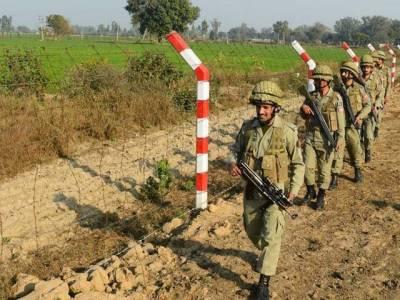 بھارت کا بہہ کر پاکستان آنیوالی لاش کو وصول کرنے سے انکار,امانتاََ دفن کرنے کا فیصلہ