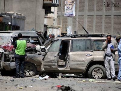 افغانستان میں 2 بم دھماکے ، 12 افراد جاں بحق