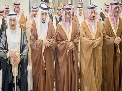 سابق سعودی وزیر خارجہ شہزادہ سعود الفیصل کی نماز جنازہ ادا کر دی گئی
