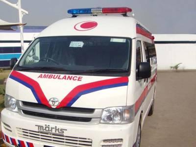 سیالکوٹ کے دو نوجوان سعودی عرب میں حادثے میں جاں بحق