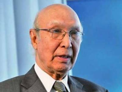 نواز مودی ملاقات میں کشمیر سمیت تمام زیر التواءمسائل پر بات چیت ہوئی :سرتاج عزیز