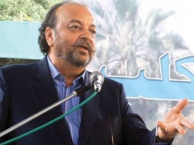 کراچی میں گرمی سے ہلاکتوں کی ذمہ دار کے الیکٹرک ہے'آغا سراج درانی کا مقدمہ درج کرنے کا مطالبہ