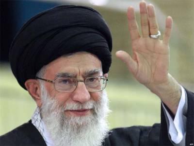 عالمی طاقتوں کیساتھ جوہری مذاکرات ناکام ہوئے تو قوم جنگ کےلئے تیار رہے:ایرانی سپریم لیڈر