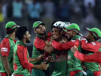بنگلہ دیش نے چیمپئنز ٹرافی کیلئے کوالیفائی کر لیا، پاکستان کیلئے مشکل مزید بڑھ گئی