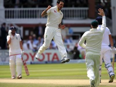 ایشیز سیزیز: آسٹریلیا نے انگلینڈ کو 405رنز سے شکست دے کر سیریز ایک ایک سے برابر کر لی