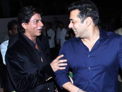 شاہ رخ خان نے سلمان خان سے بریانی کی خواہش کا اظہار کردیا