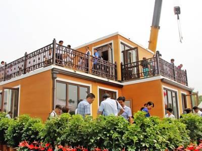 چین ایک مرتبہ پھر بازی لے گیا، کتنے منٹ میں نیا گھر تعمیر کردکھایا؟ جان کر آپ یقین نہیں کریں گے