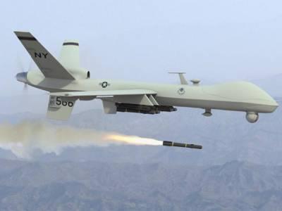 افغانستان چکنور میں گاڑی پر ڈرون حملہ ،پانچ طالبان ہلاک