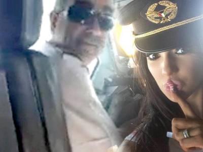 دوران پرواز جہاز کا کاک پٹ ،کویتی ایئر لائن کا پائلٹ ،فحش اداکارہ اور پھر۔۔۔