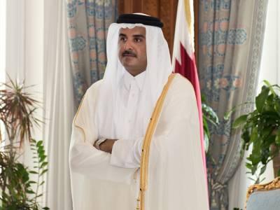 قطر کے امیر کا لندن میں ایسا کام کہ حیرت سے گوروں کی آنکھیں پھٹنے کے قریب آگئیں