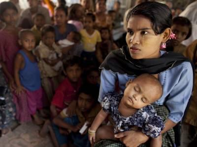 روہنگیا مسلمانوں نے ینگون حکومت کی طرف سے گرین کارڈ کی پیشکش مسترد کر دی