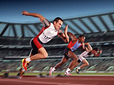 انسان زیادہ سے زیادہ کتنا تیز بھاگ سکتا ہے؟ جانئے