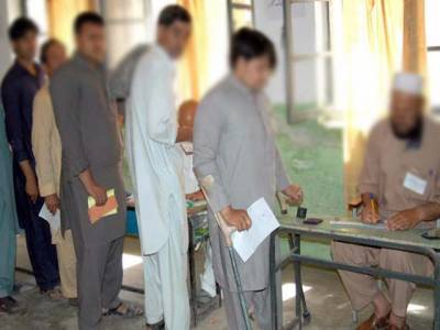 پشاور میں 29پولنگ سٹیشن میں ری پولنگ ،دو دن کیلئے دفعہ 144نافذ