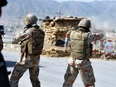 بھارت بلوچستان کے راستے دہشتگردکارروائیاں کررہاہے,آئی جی ایف سی