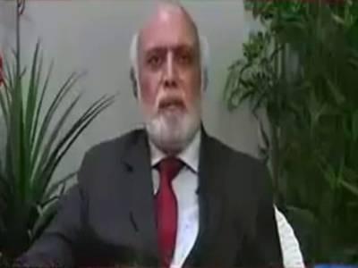 الطاف حسین کی تقریر لندن نہیں دہلی میں لکھی گئی،جنرل راحیل کے آنے سے حالات بدل گئے: ہارون الرشید