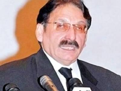 افتخار چوہدری نے حامد خان کو اپنی پارٹی میں شمولیت کی دعوت دیدی