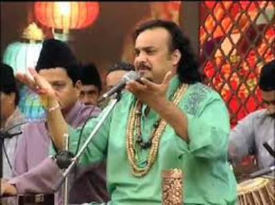 قوالی کی پیشگی اجازت نہ لینے پر سلمان خان معذرت کرینگے : امجد فرید صابری