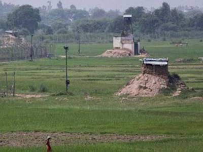 بھارتی فوج نے بزدالانہ حربے،دھوکے سے پاکستانی بچے کی جان لے لی