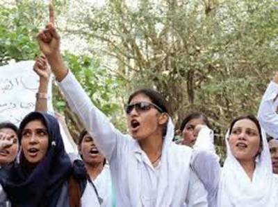 میو ہسپتال میں ڈاکٹر کی بدتمیزی، نرسوں کی احتجاج کی دھمکی