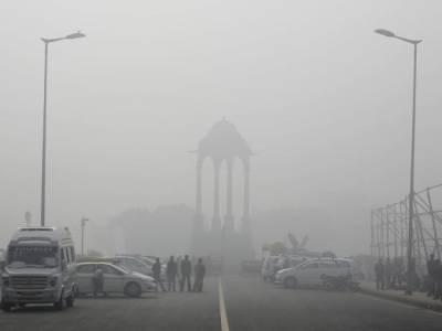جنگی جنون میں مبتلا بھارت میں آلودگی بے قابو،35ہزار بھارتی ہلاک ،کروڑوں مختلف امراض میں مبتلا