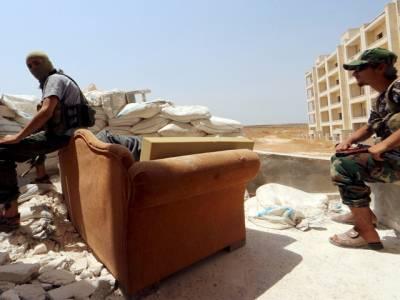 شام میں امریکہ کو سب سے بڑا دھچکا، جن پر مال لگاتا رہا انہوں نے ہی۔۔۔