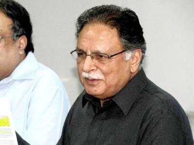 تحریک انصاف کے اراکین کا ایوان میں ڈیسک بجا کر استقبال کریں گے : پرویز رشید
