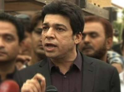 عمران خان نے فیصل واڈا کو فوری وطن واپس بلا کر الطاف حسین کیس سے آگاہ کرنے کی ہدایت کردی