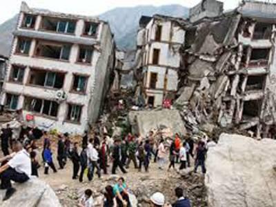 نیپال اور بھارت میں بڑا زلزلہ آنے کا خدشہ