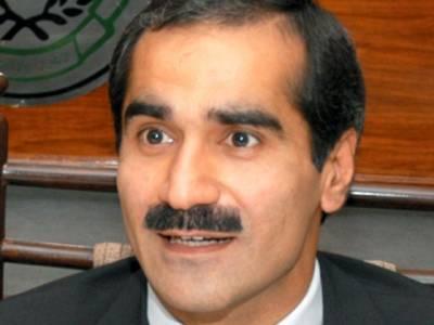 سندھ سے تعاون نہیں ملا، خیبرپختونخواہ حکومت نے 90فیصداراضی واگزار کرادی: سعد رفیق