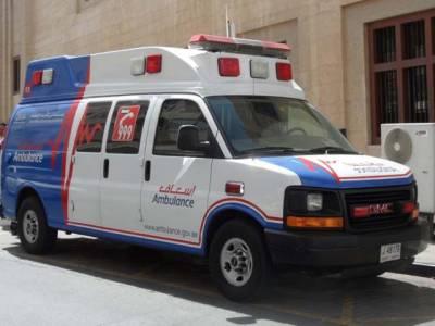 'میاں بیوی کا جھگڑا سلجھانے کیلئے ایمبولنس کا استعمال'