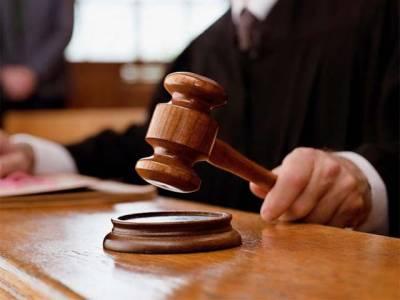 انسداد دہشت گردی کی عدالت نے بھتہ خوری کے مجرم کو11سال قید کی سزا سنا دی